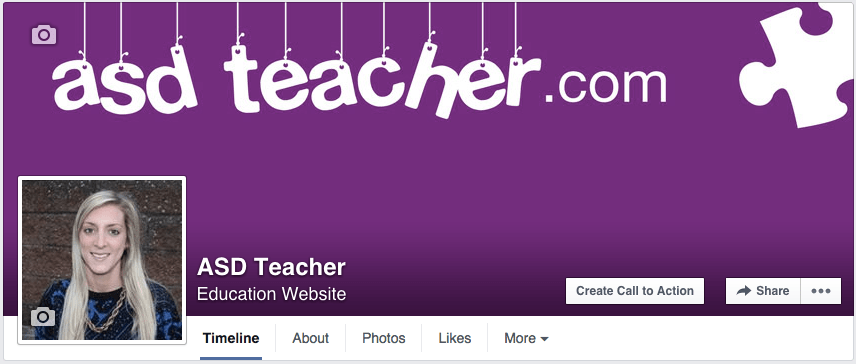 ASD Teacher Facebook