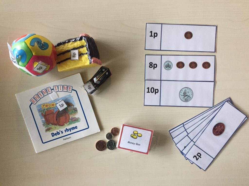 role play shopping asd teacher